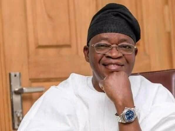 Photo of APC's Gboyega Oyetola sworn-in as new Osun Governor