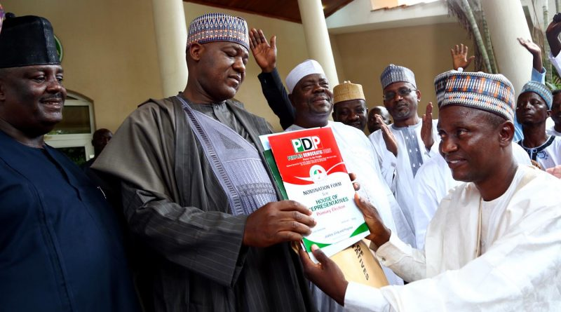 Photo of I was asked to beg for a ticket in APC – Dogara