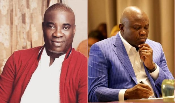 Photo of Fuji musician, Kwam1 shades Governor Ambode few weeks after supporting him