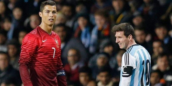 Photo of Messi made me a better player – Ronaldo