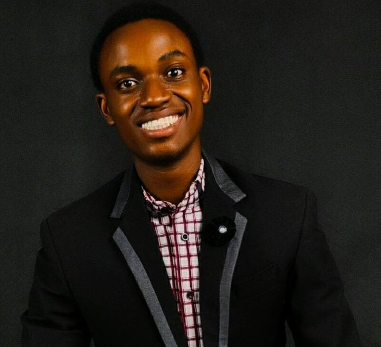 """Photo of Nigerian man writes thought-provoking piece titled """"My place in this place"""""""