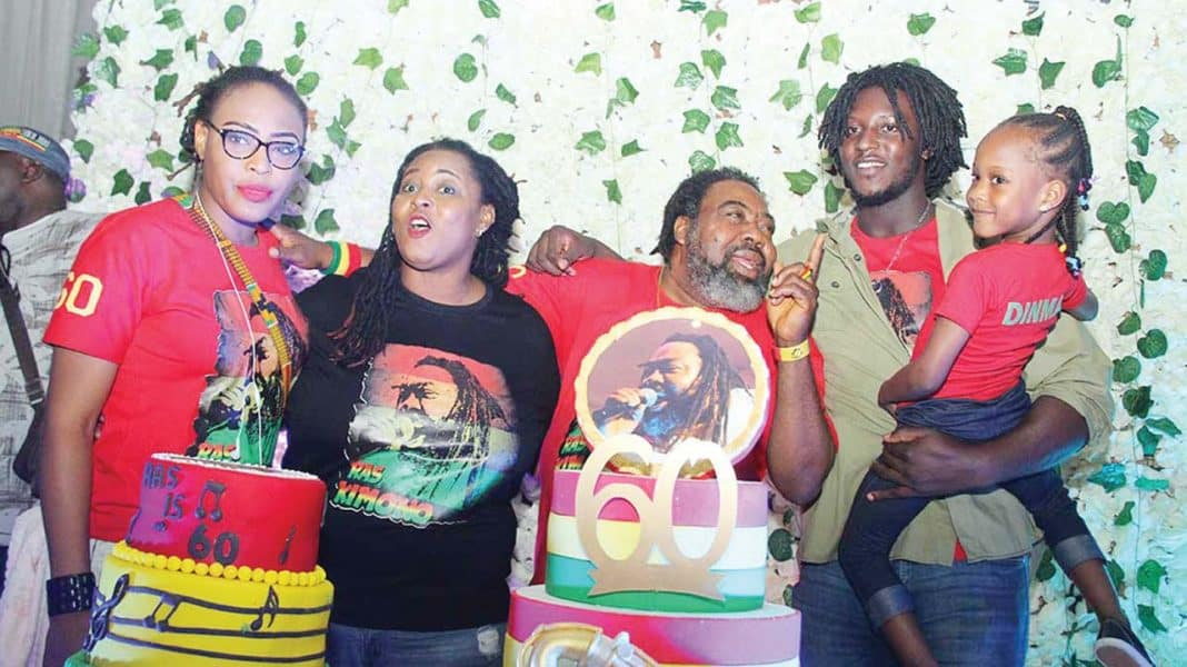 Photo of Ras Kimono & Efe: Even in Death, Love remains strong