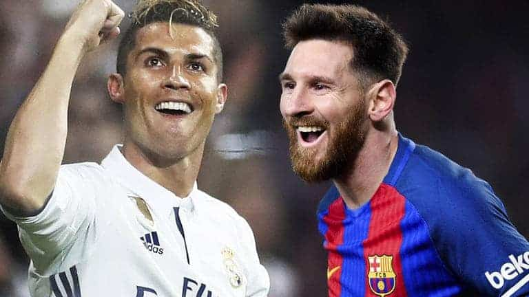 Photo of Drama as Ronaldo, Messi battle for Europe's all time scorer record