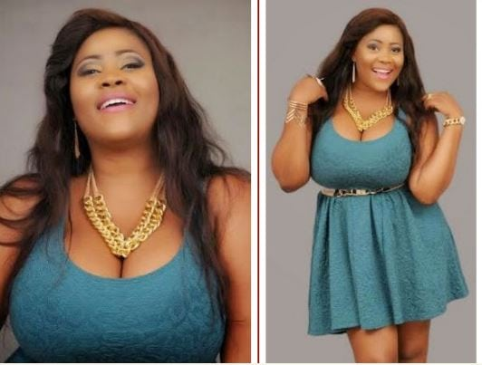 Photo of A man touched my breasts to confirm it's real – Actress, Seun Omojola
