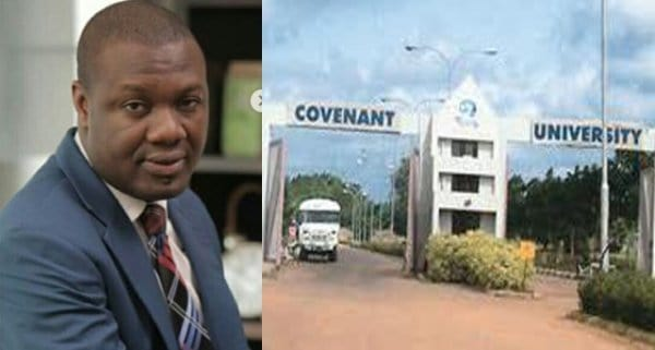 Photo of What Bishop Oyedepo said after Covenant University registrar's sack