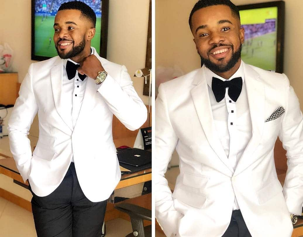 Photo of Actor Williams Uchemba exposed for fraud months after showing off N500 million mansion