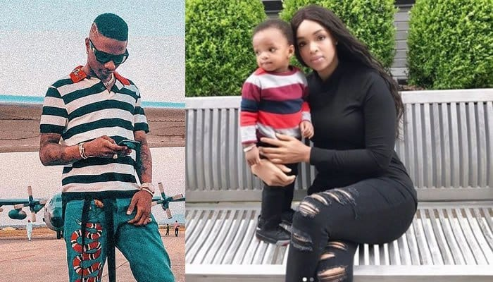 Binta Diallo slams Wizkid again, says her son is not part of his Balogun family