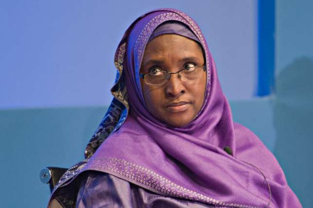 what newly appointed acting minister of finance zainab ahmed said
