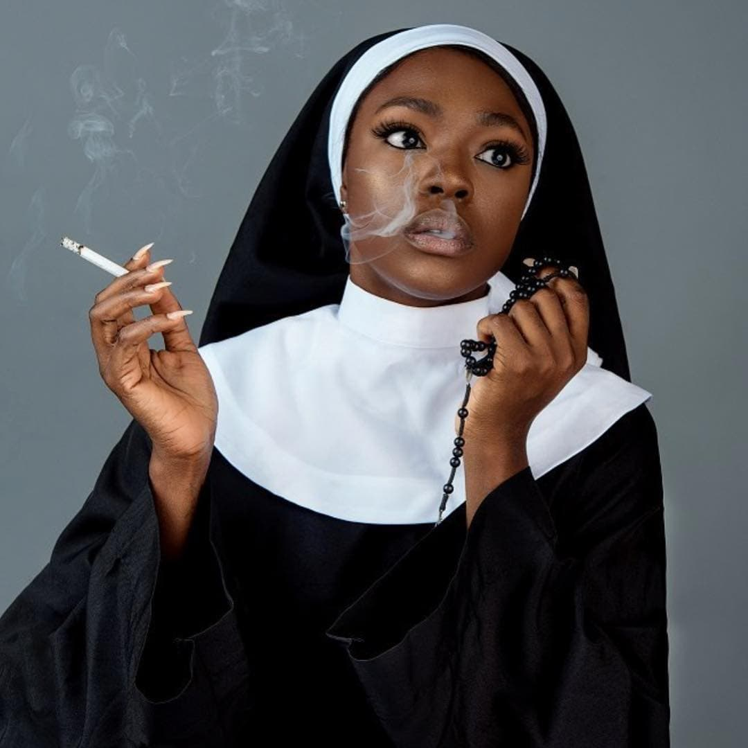 Daddy Freeze defends Beverly Osu for smoking while dressed as a Catholic Nun