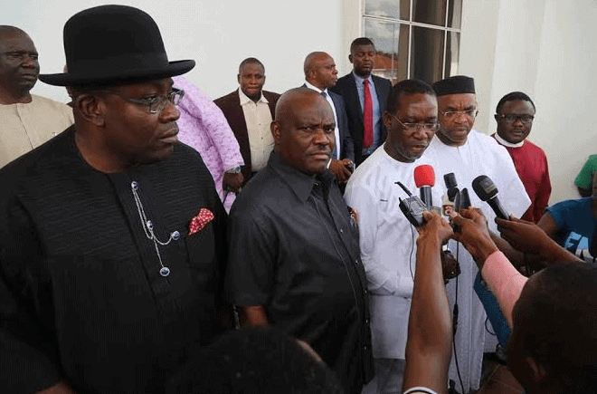INEC reacts as PDP governors accuses it of working for APC
