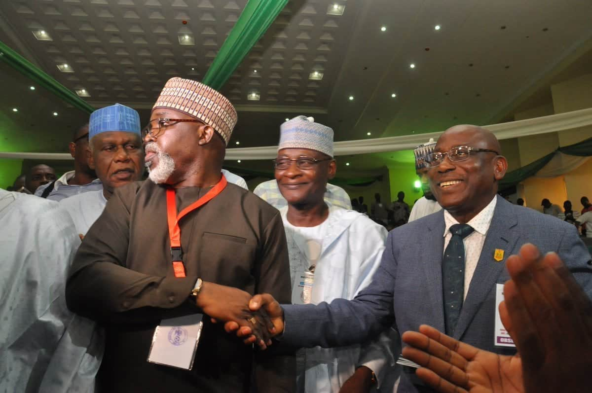 Photo of Amaju Pinick becomes NFF president for another four years