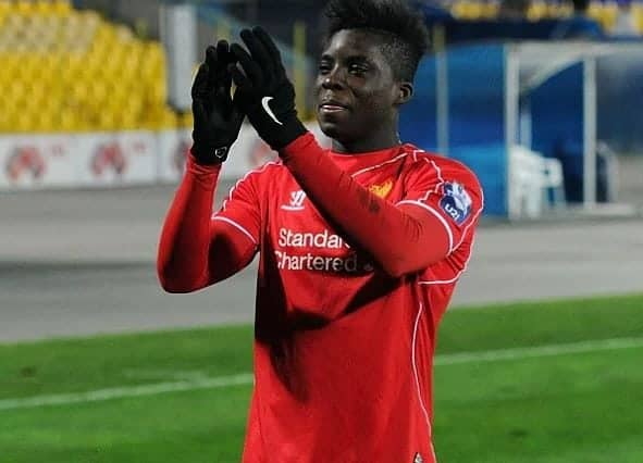 Photo of Liver pool player, Sheyi Ojo says he wants to play for Nigeria