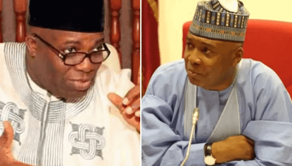 Photo of Saraki appoints Doyin Okupe as chairman of campaign media council