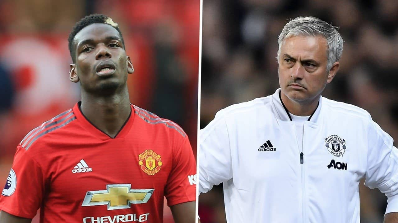 Photo of Pogba will never captain Manchester United again – Mourinho