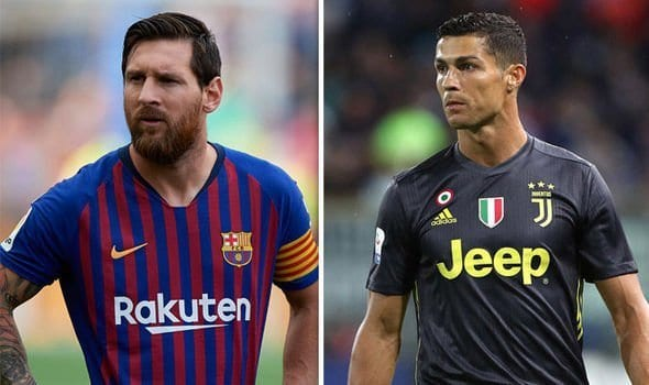 Real Madrid weaker without Ronaldo - Messi