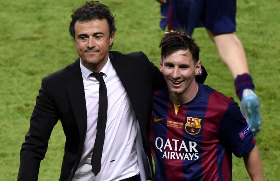 Messi is the best player in the world - Luis Enrique