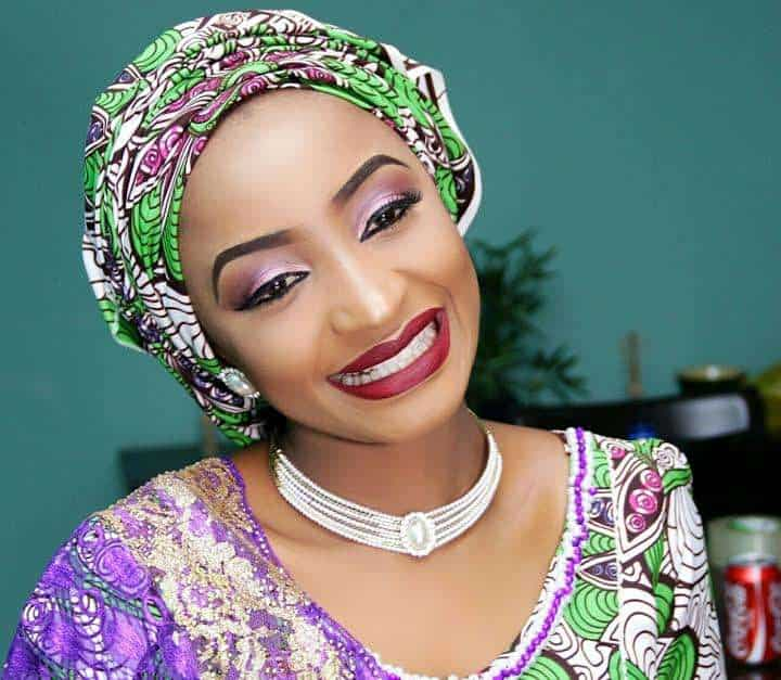 Photo of I almost got married at the age of 13 – Actress Rahama Sadau