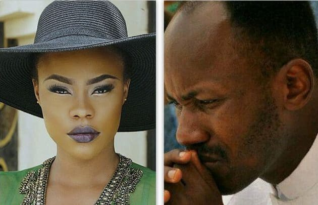 Photo of Daniella Okeke says she's ready to speak on alleged affair with Apostle Suleiman
