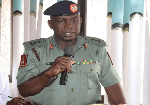 Photo of DG tells Corps members things to avoid to stay alive during service year