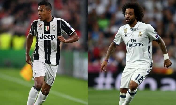 Photo of Real Madrid to swap Marcelo for Alex Sandro of Juventus