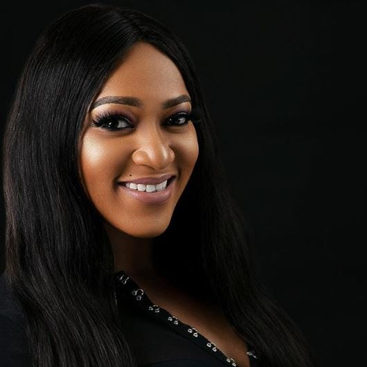 Actress Rukky Sanda jumps out of an airplane to celebrate her birthday