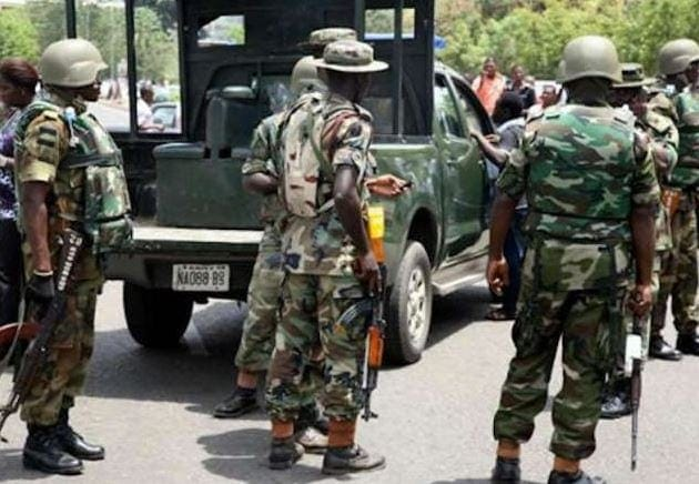 Photo of Osun Rerun: Army denies sending military personnel to take over from police