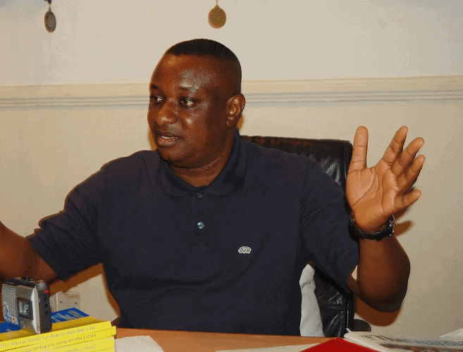 Photo of PDP only exists on Twitter and Whatsapp – Keyamo