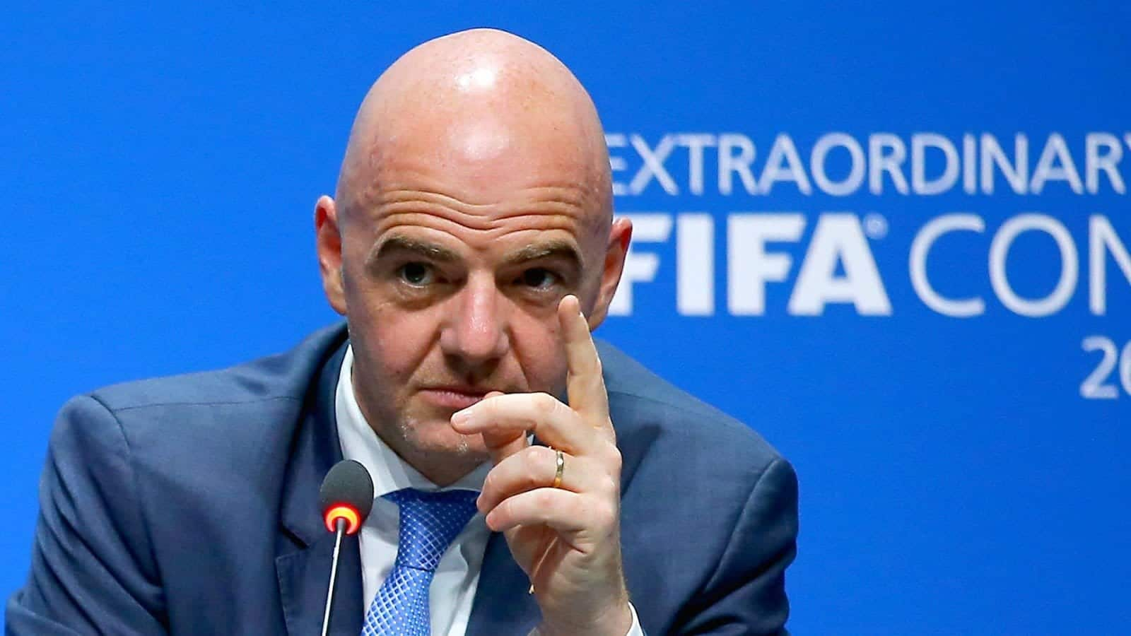 Photo of FIFA expresses reservation on Barcelona La Liga game in US