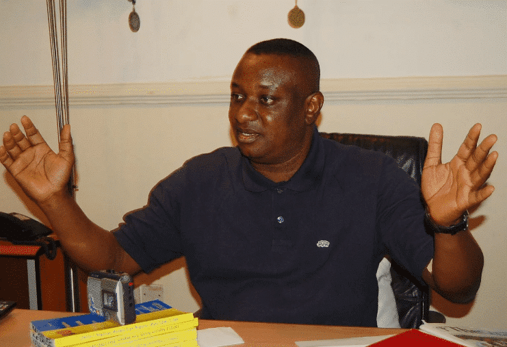 Photo of Nigerians should ignore the wrong decisions by Buhari govt – Keyamo
