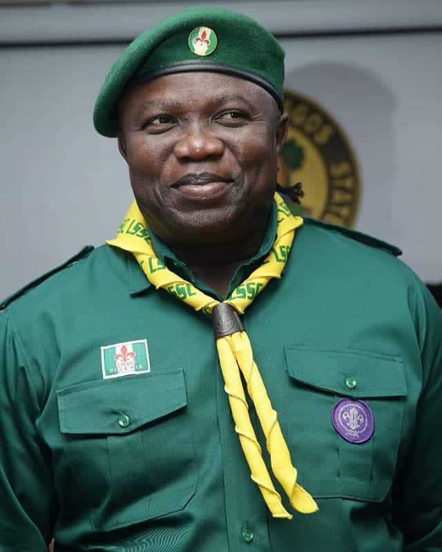 Photo of Ambode becomes patron of Lagos State Scout Council