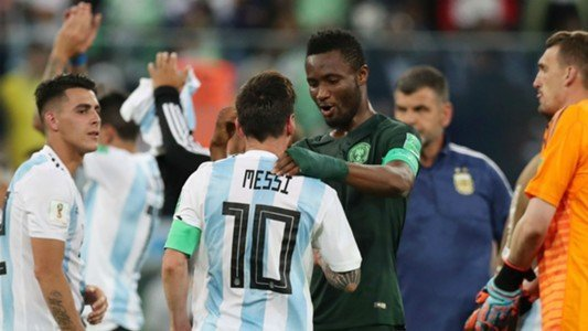Messi is the greatest footballer in the world - Mikel