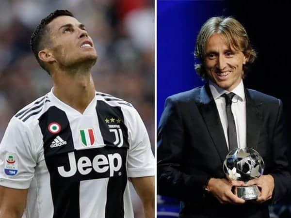Photo of What Ronaldo told me after I won the UEFA award ahead of him – Modric