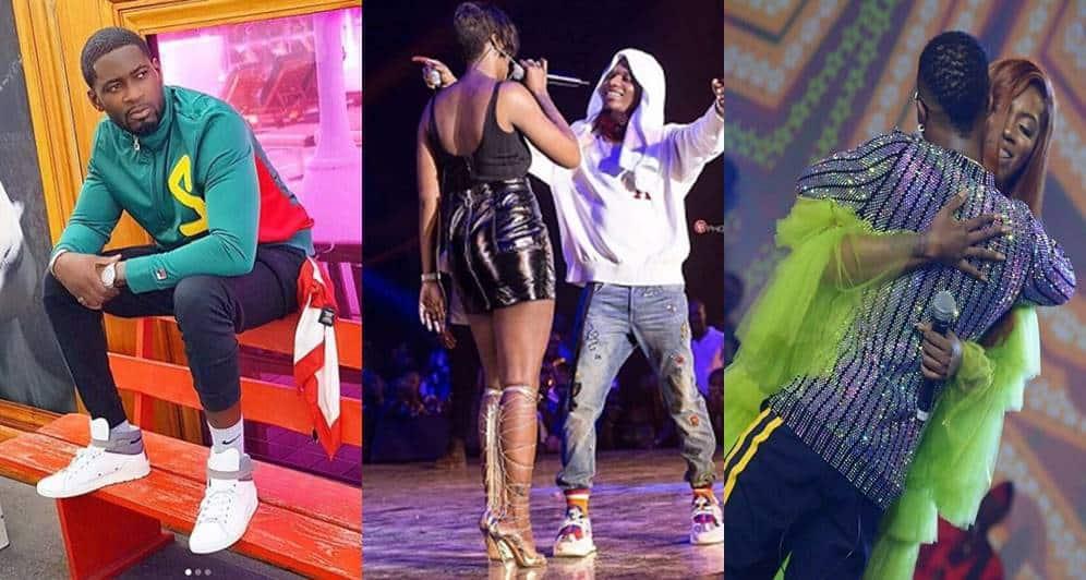 Teebillz finally address dating rumors between Tiwa Savage and Wizkid