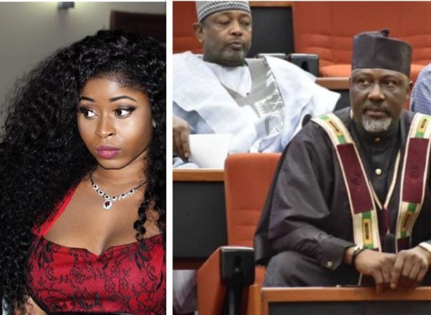Photo of Deola Smart blasts Dino Melaye: Never come to our house again