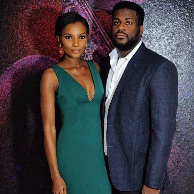 Photo of Agbani Darego and hubby welcome Baby (details)
