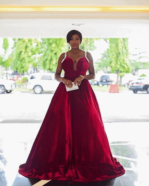Photo of Lota Chukwu, Ebuka Obi-Uchendu, Omawumi: Stars arrive #AMVCA2018 in style