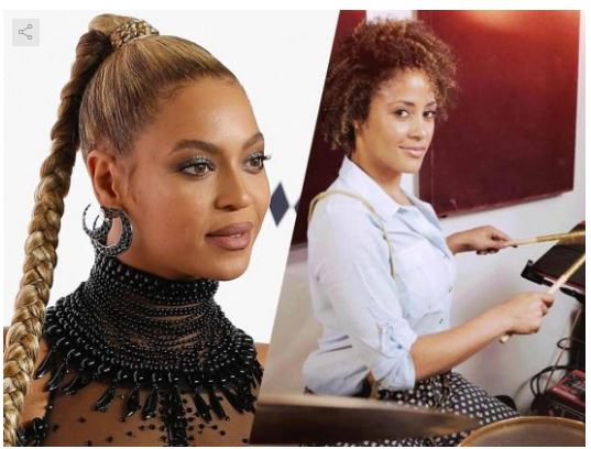 Photo of Beyonce's former drummer claims singer has been using witchcraft on her