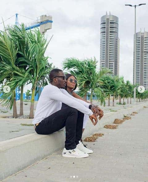 Photo of Comedian Bovi and wife celebrate 9th wedding anniversary with new photos
