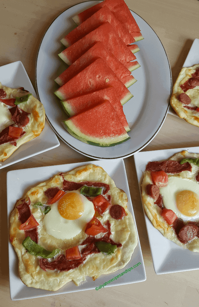 Photo of KFB Foodie Talk: How to make Breakfast pizza