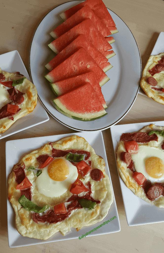 Photo of KFB Foodie Talk: How to make Breakfast pizza