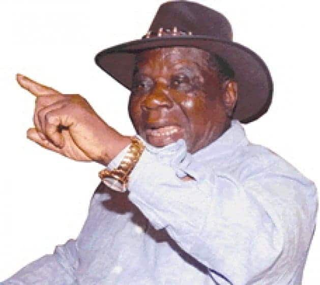 Edwin Clark reacts to police invasion, threatens legal action