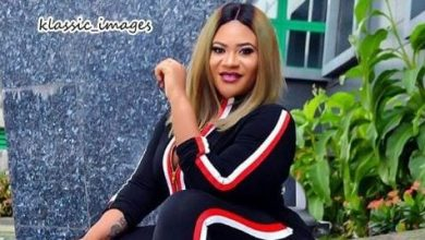 Photo of Drama as Nollywood actress, Nkechi Blessing battles with touts in Ikorodu (Video)
