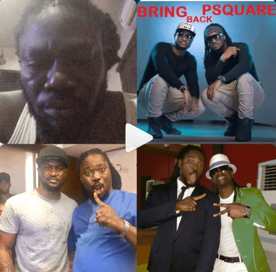 Photo of Daddy Showkey tells Psquare, you are depriving your children