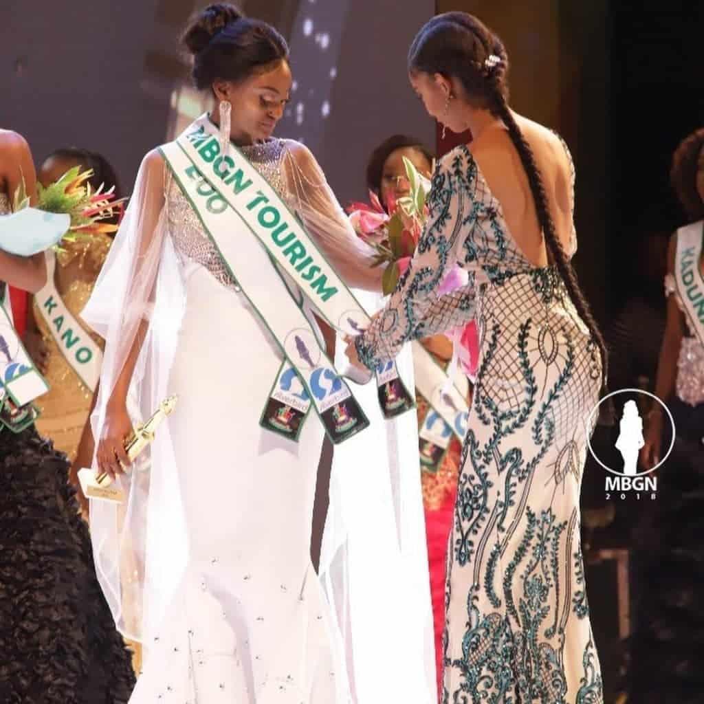 Photo of Meet 2018 MBGN winner, Anita Ukah (Photos, Details)