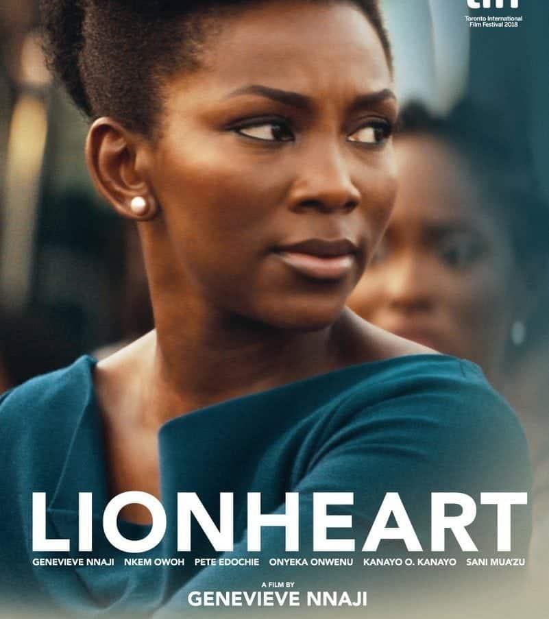 Photo of Why Genevieve Nnaji's movie, 'Lionheart', may not beshown in Nigerian cinemas