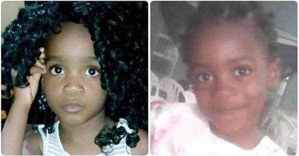 Photo of Another 4 year old girl goes missing from church