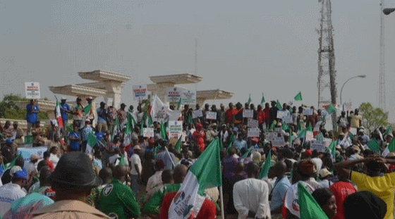 Photo of NLC, TUC begin strike….shut down economy, direct workers to stay at home