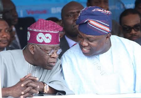 Photo of 2019 election: Tinubu dumps Ambode, endorses Sanwanolu as next Lagos Governor