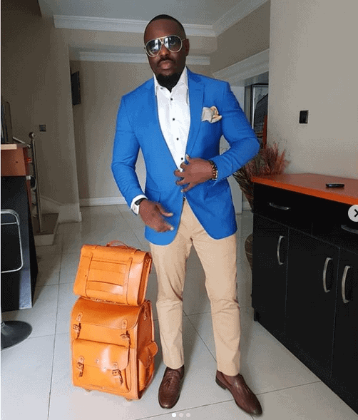 "Photo of ""You are a mascot for mental illness"" – Jim Iyke blasts fan"