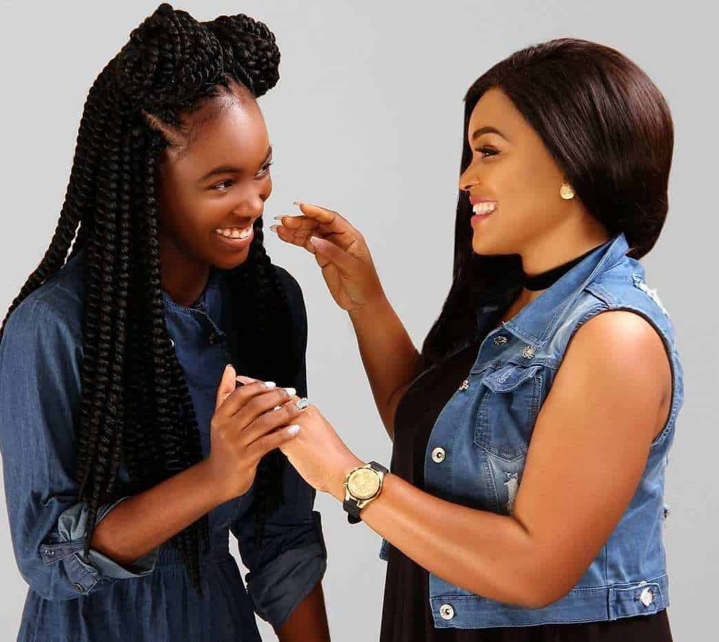 Photo of Seeing my daughter go to university hasn't been easy – Mercy Aigbe